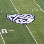 Pac-12 football field