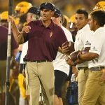 Rice: 2020 Fall Football Season Vital to Arizona State's Ongoing Development