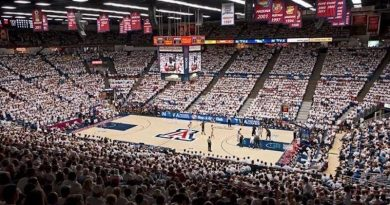 Scouting the Pac-12 Basketball Arenas: Arizona's McKale Center