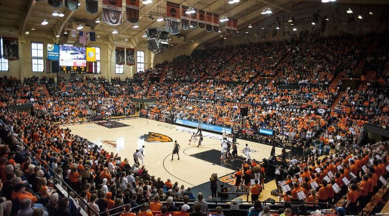 Scouting the Pac-12 Basketball Arenas: Gill Coliseum