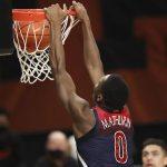 Vilardo: Week 10 Pac-12 Men's Basketball Stat Notes