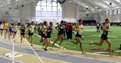 Ritchie: Pac-12 Cross Country, Indoor Track & Field are Back