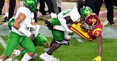 Jack Follman's Early Pac-12 Power Rankings for 2021