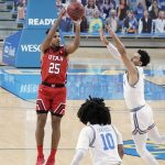 Vilardo: Week 14 Pac-12 Men's Basketball Stat Notes