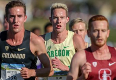 Ritchie: NCAA Bids on line at Cross Country Championship
