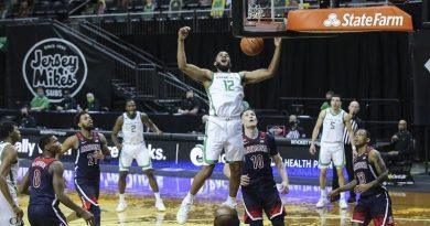 Miller: Week 15 Pac-12 Men's Basketball Power Rankings