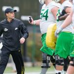 Courtney: How Much Will Oregon's OL Grow in 2021?