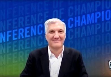 New Pac-12 Commissioner George Kliavkoff Sets Priorities